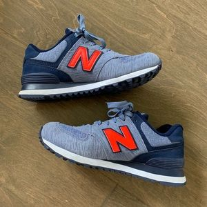 New balance sneakers 8.5